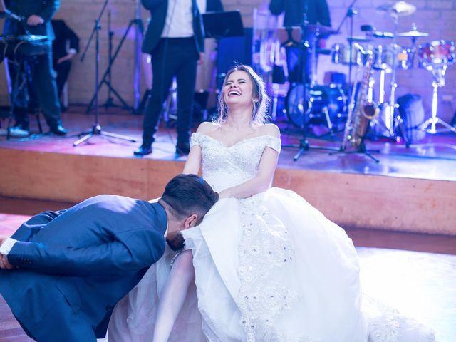 El matrimonio de Jonathan y Tatiana en El Rosal, Cundinamarca 85