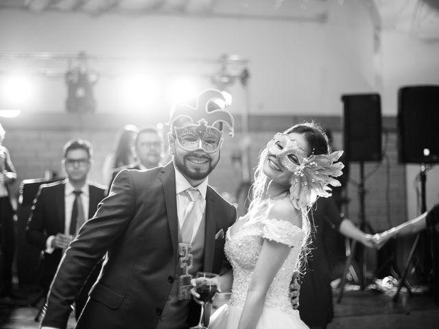 El matrimonio de Jonathan y Tatiana en El Rosal, Cundinamarca 87