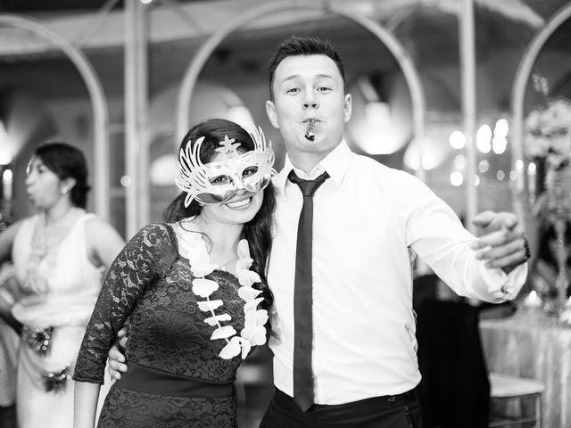 El matrimonio de Jonathan y Tatiana en El Rosal, Cundinamarca 90