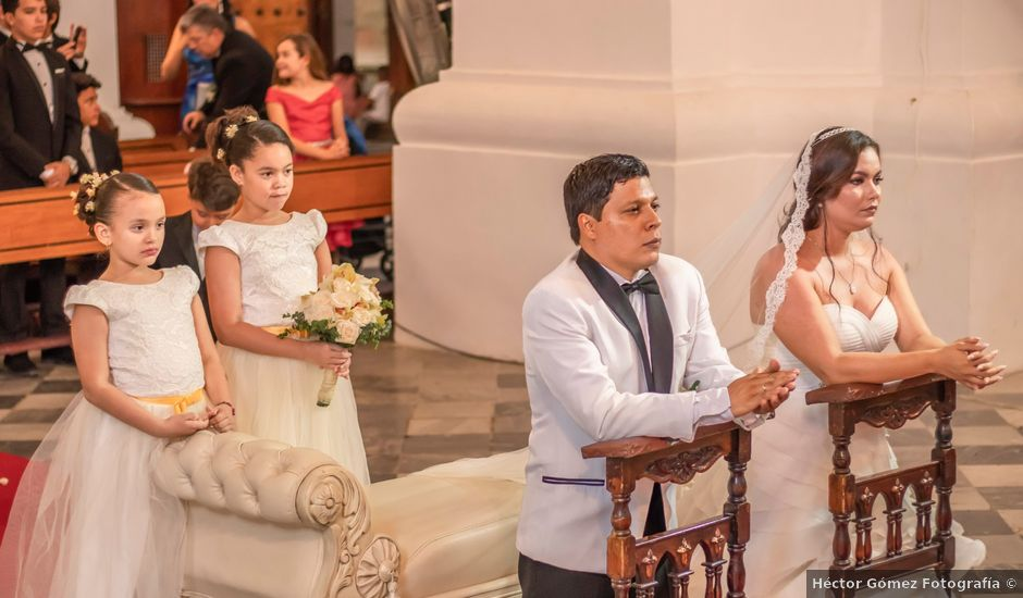 El matrimonio de RAFAEL y NATALY en Santa Marta, Magdalena