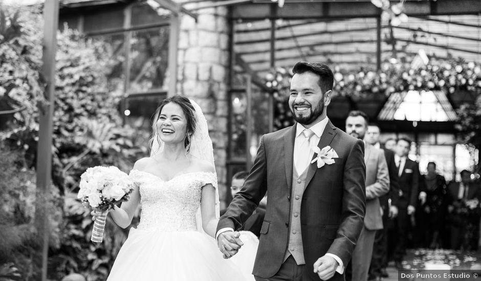 El matrimonio de Jonathan y Tatiana en El Rosal, Cundinamarca