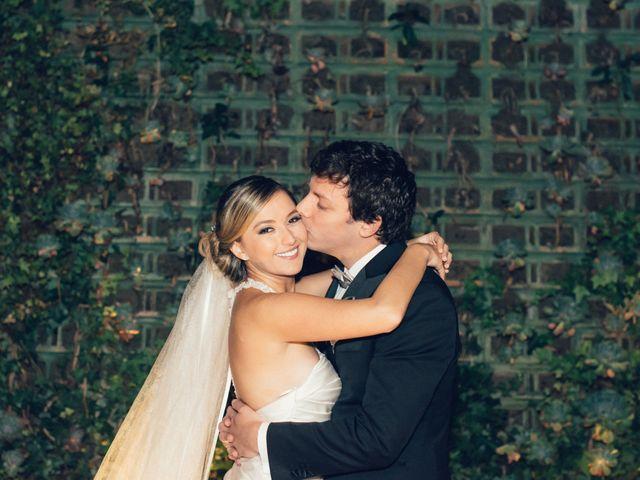 El matrimonio de María Juanita y Ricardo