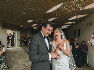 El matrimonio de Liliana y Ramiro 1