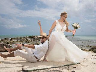 El matrimonio de Yury Ximena  y Edisson Alexander