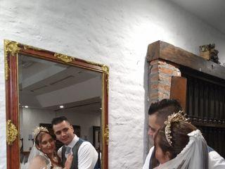 El matrimonio de Astrid  y Nelson 2