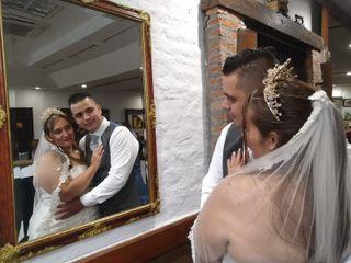 El matrimonio de Astrid  y Nelson