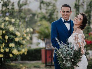 El matrimonio de Francy y Cesar