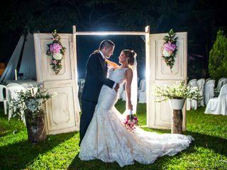 El matrimonio de Yohana y Juan David 3