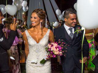 El matrimonio de Yohana y Juan David