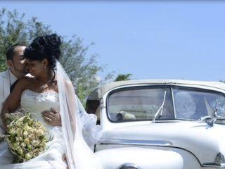 El matrimonio de Christian  y Biviana  1