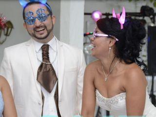 El matrimonio de Christian  y Biviana  3