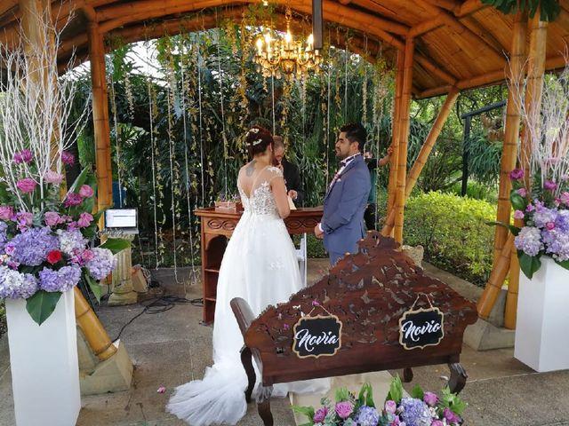 El matrimonio de Marianella y Juan Manuel