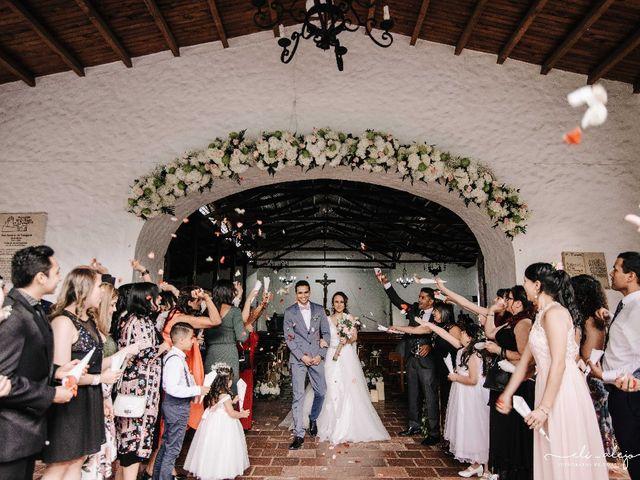 El matrimonio de Camilo y Zaret en Copacabana, Antioquia 7