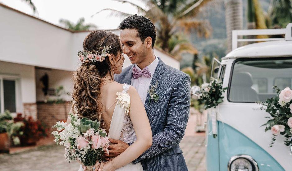 El matrimonio de Camilo y Zaret en Copacabana, Antioquia
