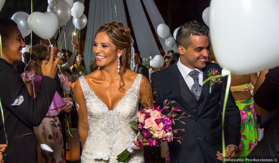 El matrimonio de Juan David y Yohana en Cali, Valle del Cauca