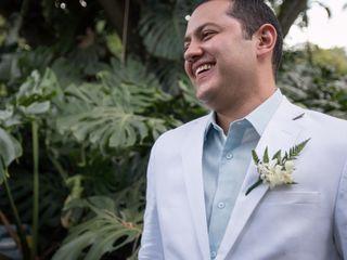 El matrimonio de Paula y Alejandro 3