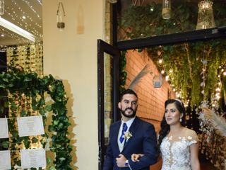 El matrimonio de Mariana y Camilo 2
