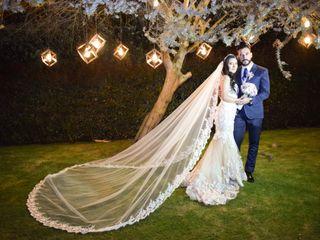 El matrimonio de Mariana y Camilo