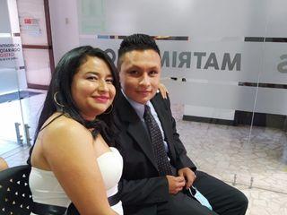 El matrimonio de Karen  y Ronald
