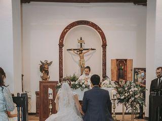 El matrimonio de Andrea y Juan 2