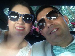 El matrimonio de Maria del Pilar  y Jair Hernan