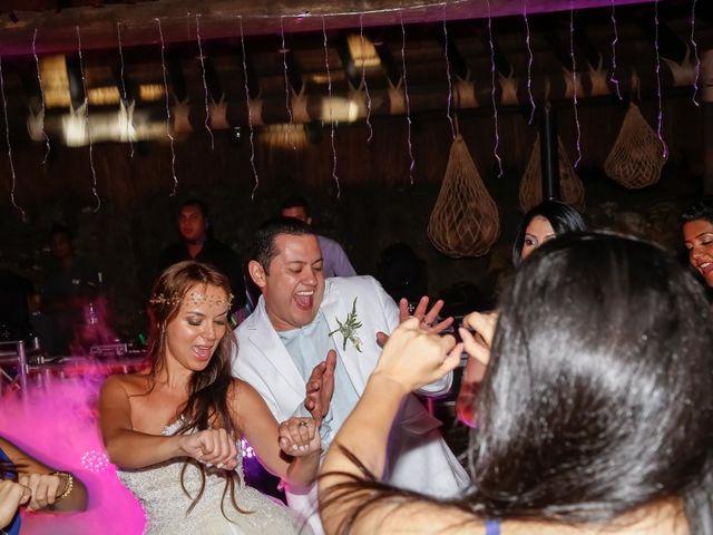 El matrimonio de Alejandro y Paula en Medellín, Antioquia 96