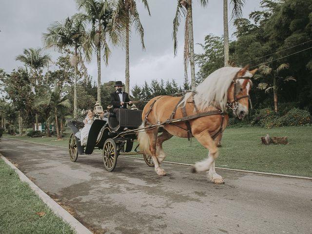 El matrimonio de Juan y Andrea en Rionegro, Antioquia 1