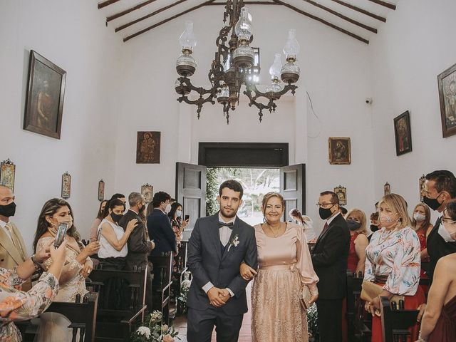 El matrimonio de Juan y Andrea en Rionegro, Antioquia 23
