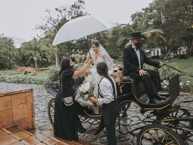 El matrimonio de Juan y Andrea en Rionegro, Antioquia 24