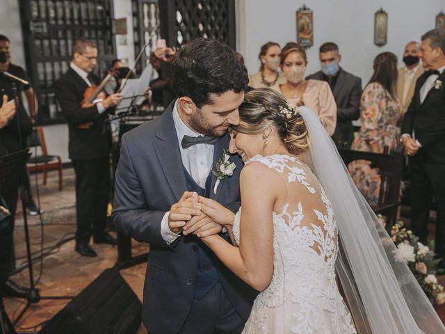 El matrimonio de Juan y Andrea en Rionegro, Antioquia 25
