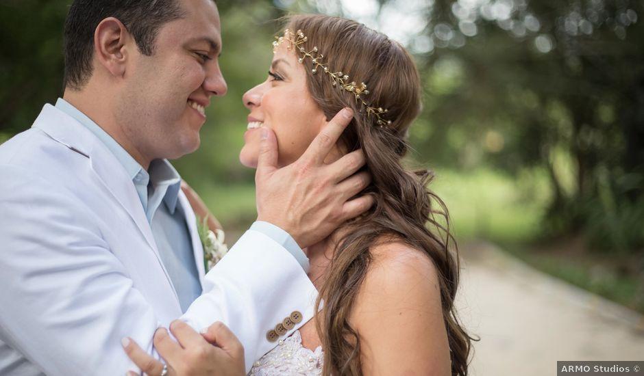 El matrimonio de Alejandro y Paula en Medellín, Antioquia
