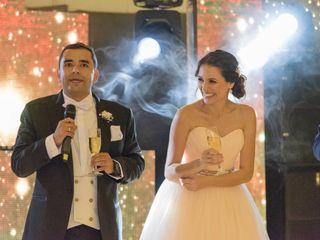 El matrimonio de Sara y David