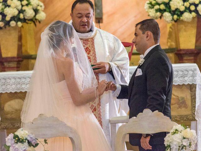 El matrimonio de David y Sara en Medellín, Antioquia 15