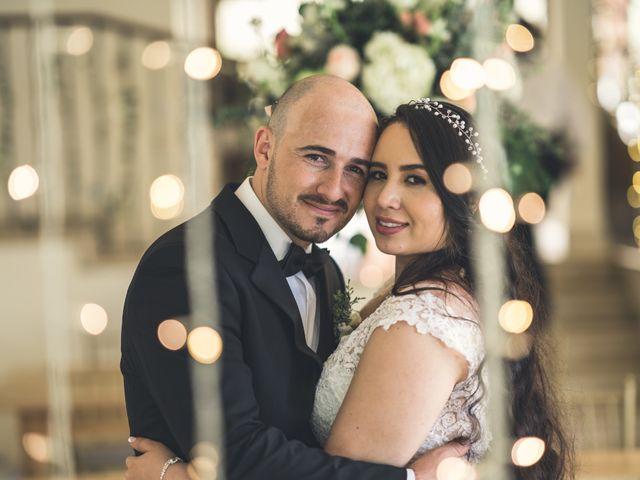 El matrimonio de Luisa y Jorge