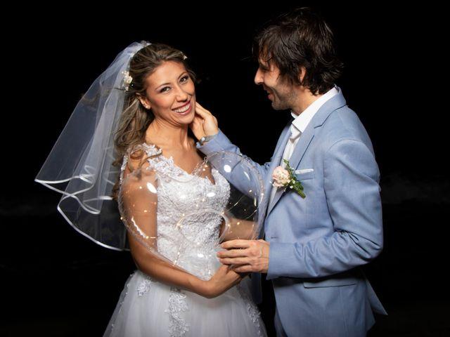 El matrimonio de Martha y Alejandro