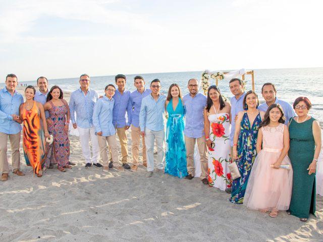 El matrimonio de Alejandro y Martha en Santa Marta, Magdalena 11
