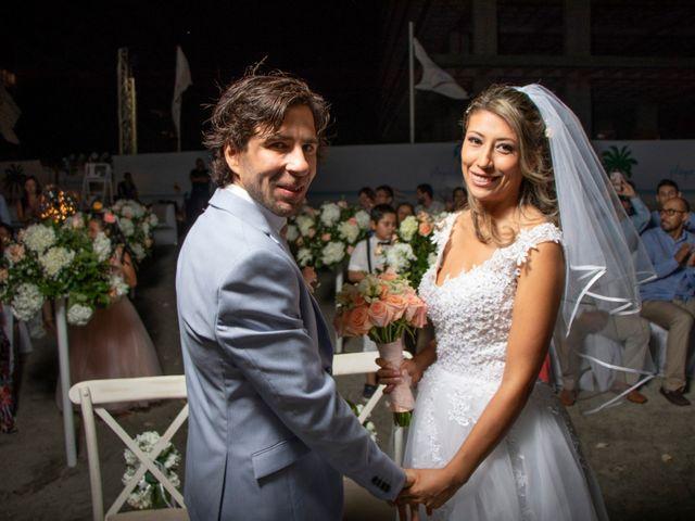 El matrimonio de Alejandro y Martha en Santa Marta, Magdalena 3