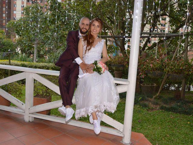 El matrimonio de José Luis  y Natalia  en La Estrella, Antioquia 2