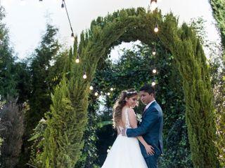 El matrimonio de Alexandra y Nicolás 2