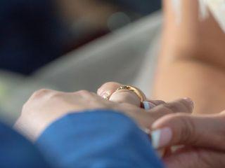 El matrimonio de Javier y Sylvana 2