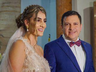 El matrimonio de Javier y Sylvana 3