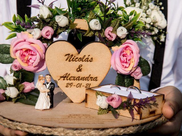 El matrimonio de Nicolás y Alexandra en Bogotá, Bogotá DC 11