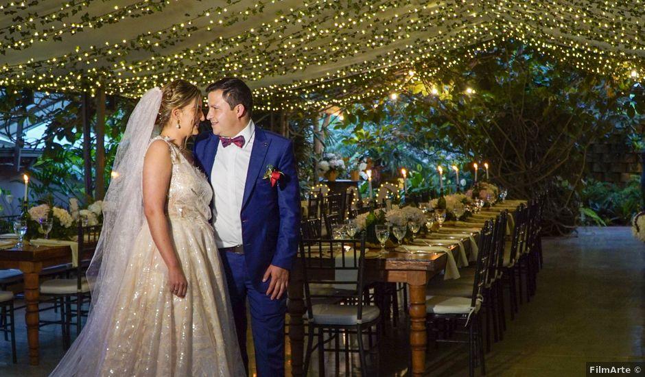 El matrimonio de Sylvana y Javier en Medellín, Antioquia