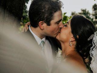 El matrimonio de Lorena y Kyle 1