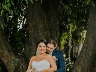 El matrimonio de Lorena y Kyle
