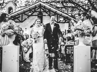 El matrimonio de Lina  y Víctor  1