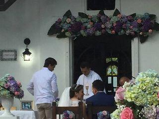 El matrimonio de Lina  y Víctor  3