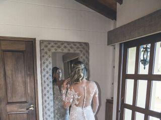 El matrimonio de Katherine y Óscar 3