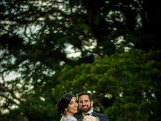 El matrimonio de Miriany y Gabriel