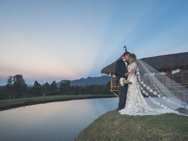 El matrimonio de Katherine y Óscar